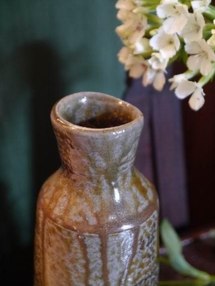 柴燒花器-3