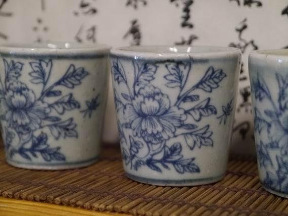 菊青花杯-2