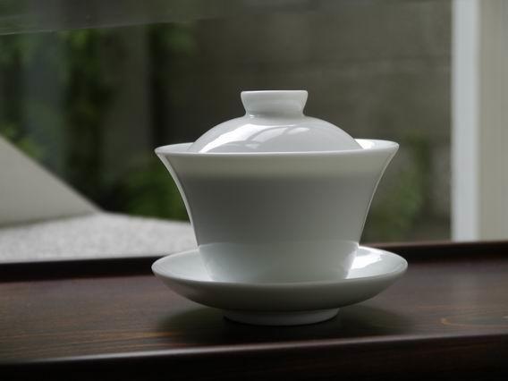 瓷白蓋杯-1