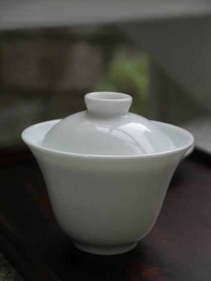 瓷白蓋杯-2