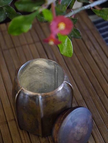 手打銅木蓋小茶罐-5..JPG