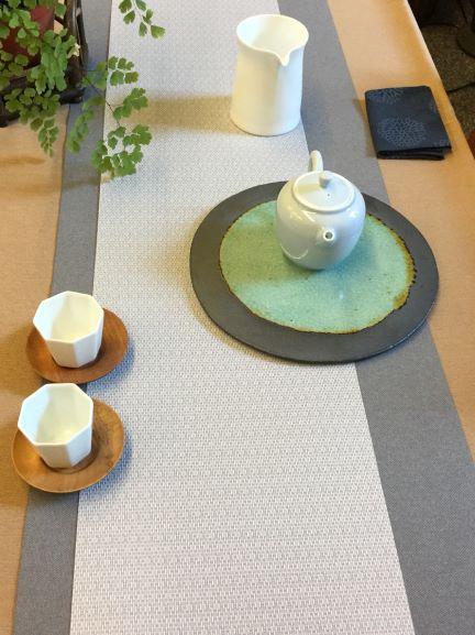 防水細紋淺灰藍茶巾-4..jpg