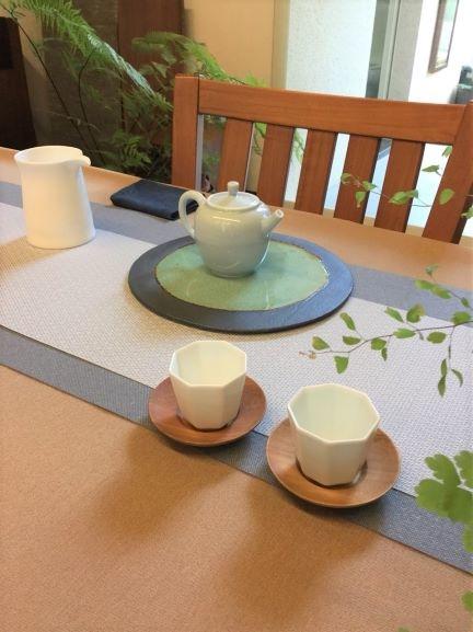 防水細紋淺灰藍茶巾-2.jpg