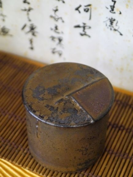 A46康嘉良墨金小陶茶罐-2.JPG
