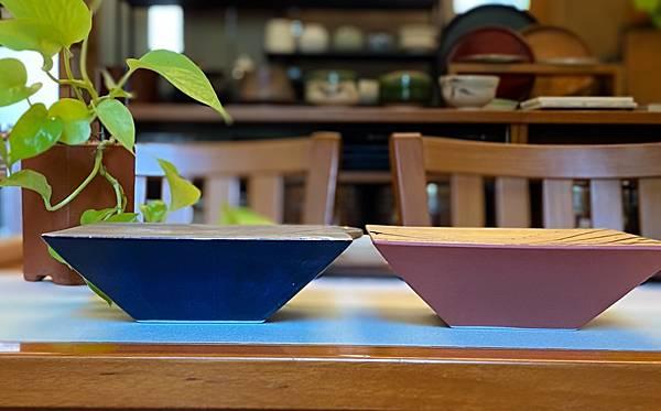 日本金銀釉創作立體陶盤-2。.jpg