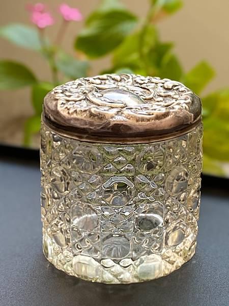 英國純銀蓋手工玻璃罐-4.jpg