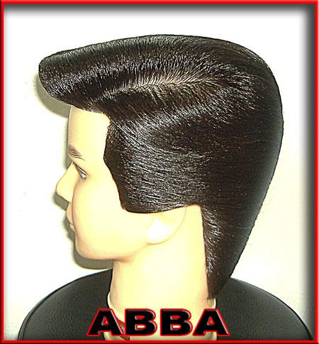 男子理髮乙級檢定必考題之分邊型