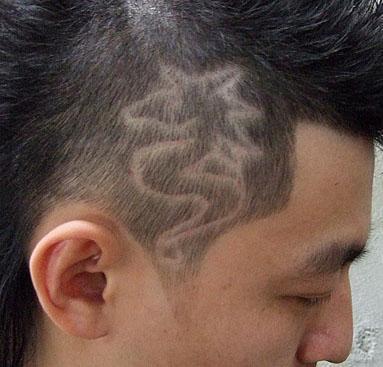 漢男士髮型設計之刻圖髮型b