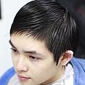 漢男士髮型設計