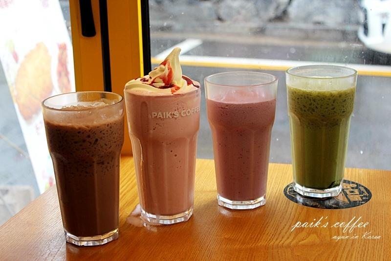 paik%5Cs coffee白老師咖啡 韓國必喝 (8).JPG