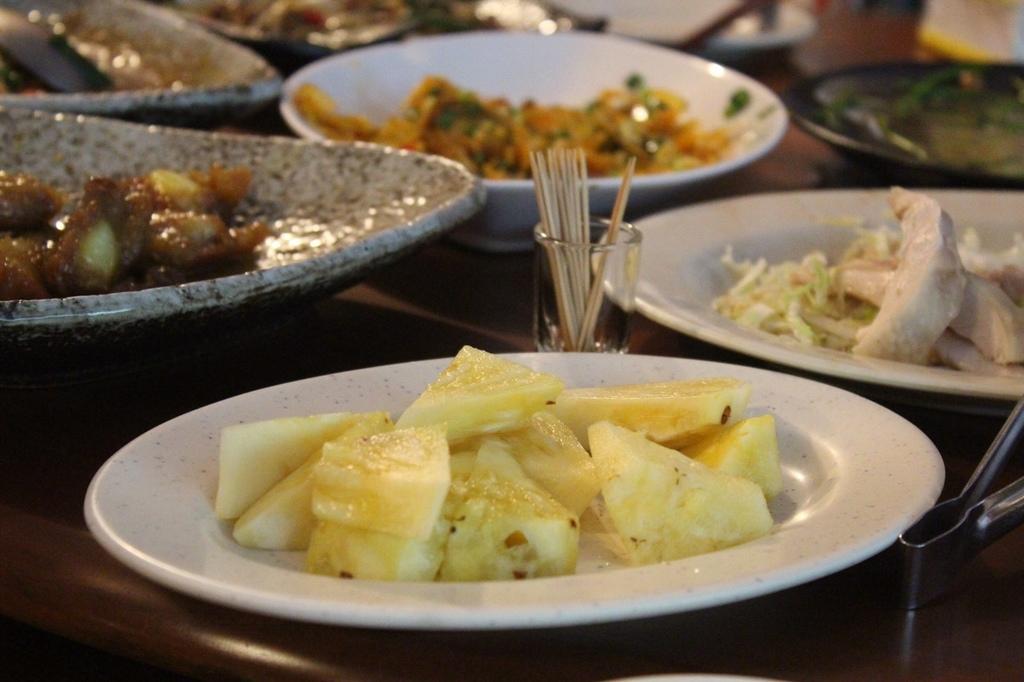 美濃美食餐廳老古的家庭園景觀餐廳 (48).jpg