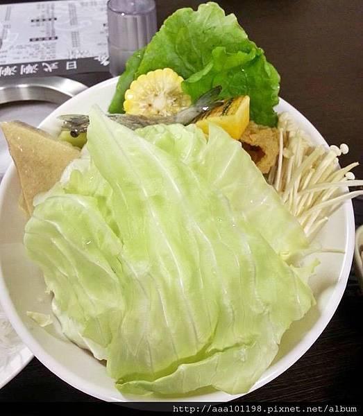 北海讚日式火鍋 (2)