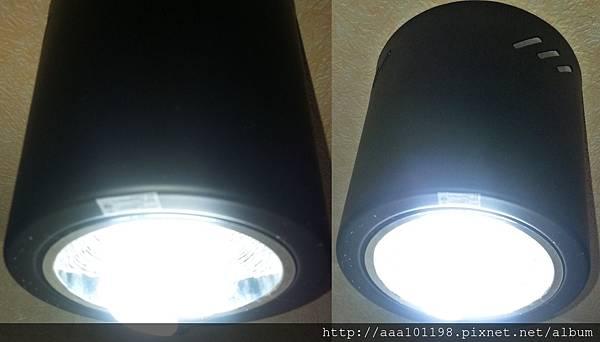 霞光坊KASUMILIGHTING 多立克Doric 高導熱塑膠LED燈泡 (12).jpg