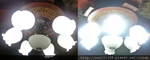 霞光坊KASUMILIGHTING 多立克Doric 高導熱塑膠LED燈泡 (14).jpg