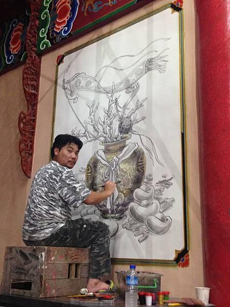庚辛金寺廟彩繪-龍德慈惠堂_9581.jpg