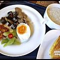 晶英蘭城百匯早餐