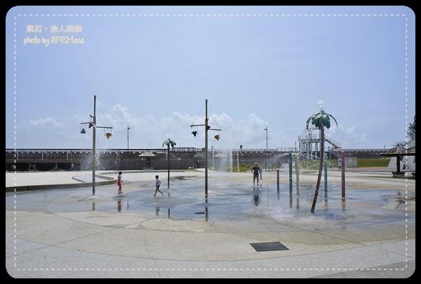 東石漁人碼頭