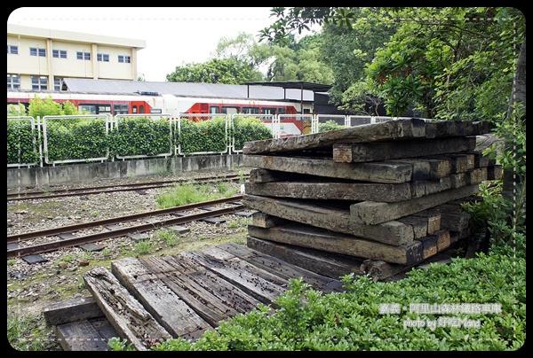 嘉義阿里山森林鐵路車庫