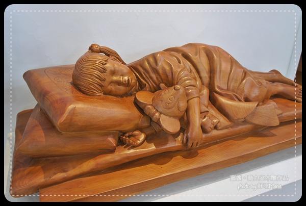 嘉義動力室木雕