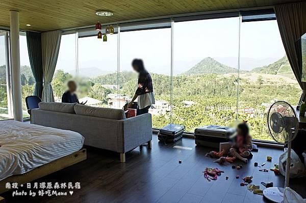 日月潭原森林民宿