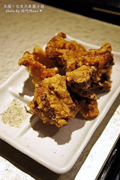 大阪城與雞白湯拉麵
