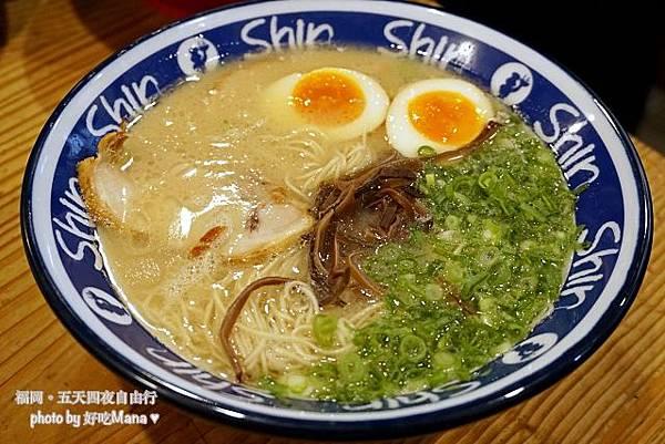 shin shin拉麵