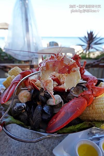 Malibu晚餐