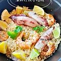 料理女王-海鮮炊飯