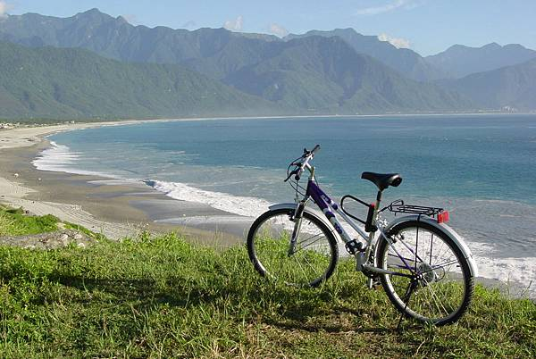自行車七星潭