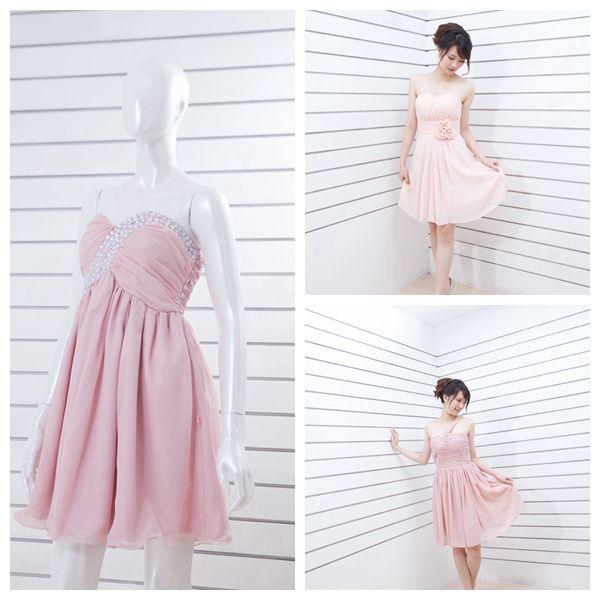 粉膚色禮服