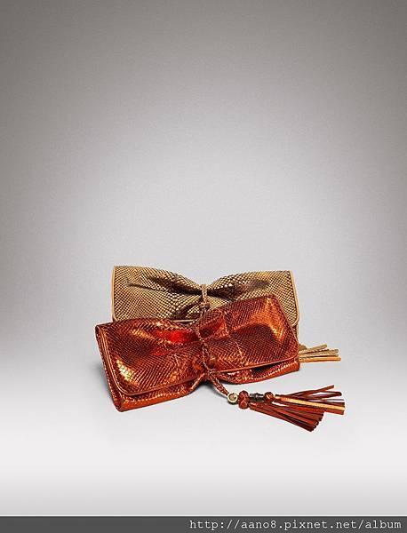 前)橘色蟒蛇皮編織皮帶裝飾手抓包 $84000 後)同款.jpg
