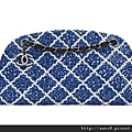 皇家藍「MADEMOISELLE」仕女編織包(中) 售價NT$112,700.jpg