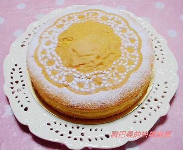 維多利亞海綿蛋糕 (7)