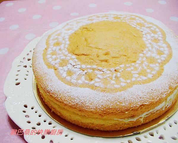 維多利亞海綿蛋糕 (8)