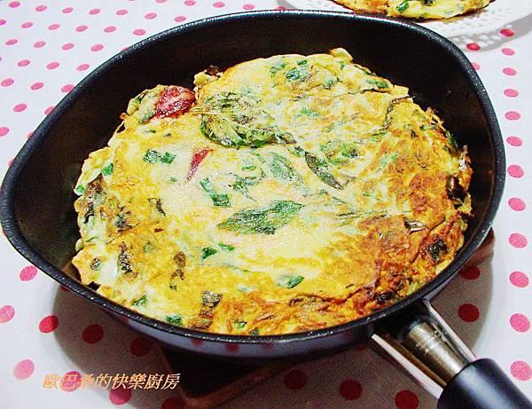 塔香海鮮煎餅 (4)