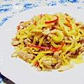 榨菜炒肉絲 (8)