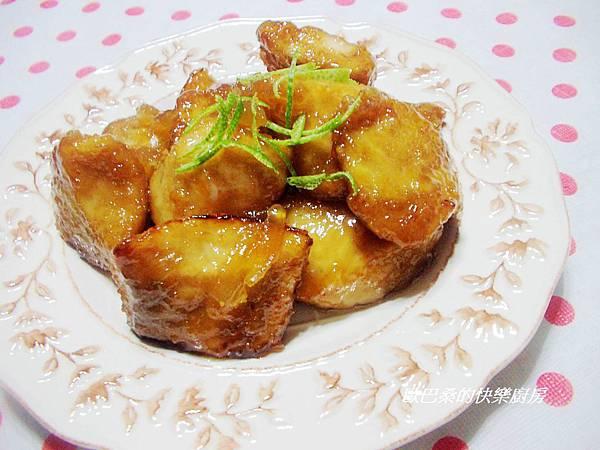 橙汁鯛魚片 (6)