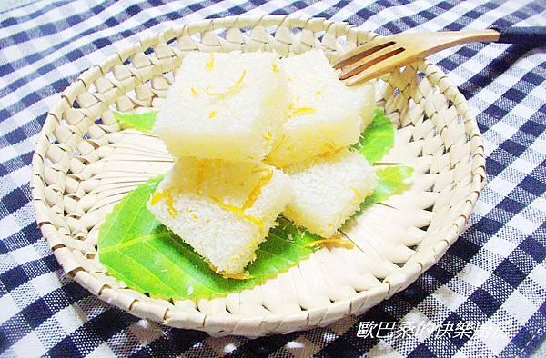 【驚喜春之味】蜜柑雪花糕