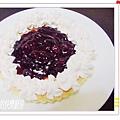 藍莓奶油小蛋糕 (7)