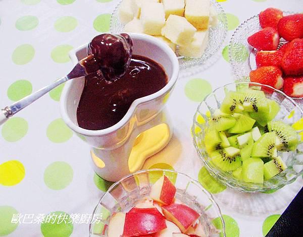 水果巧克力鍋 (10)