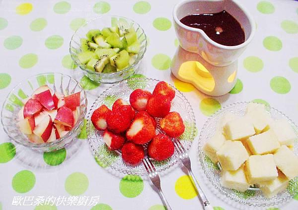 水果巧克力鍋 (9)