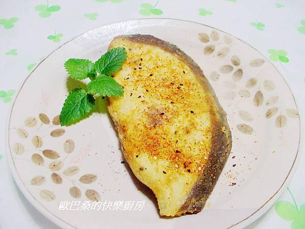 七味粉鱈魚排 (8)