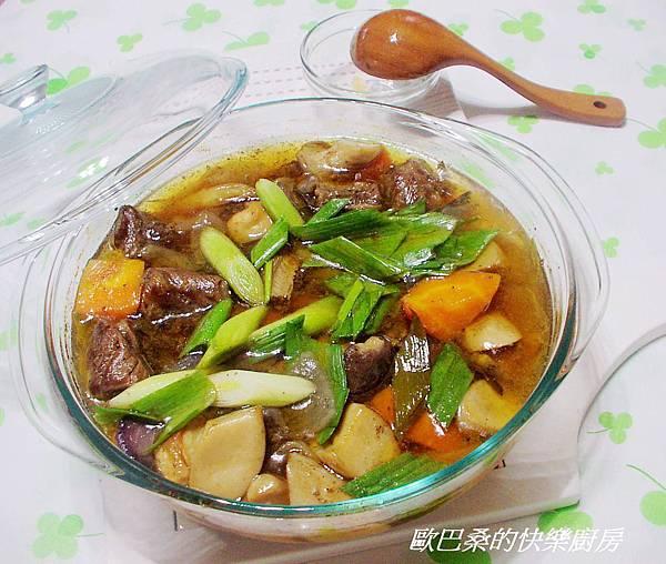 花雕酒香燉牛肉 (7)