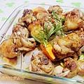 香草烤雞 (8)