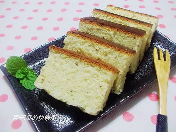 【電子鍋版~桂花蜂蜜蛋糕】
