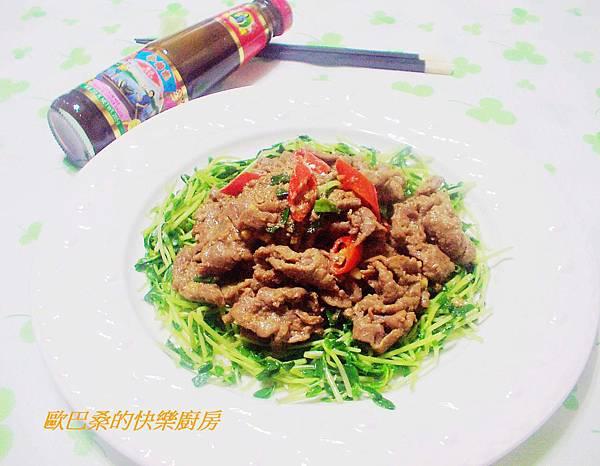 蠔油牛肉 (8)