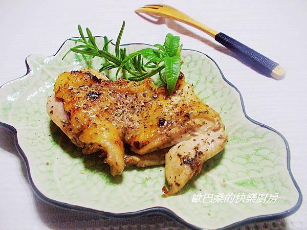 香草雞腿排 (2)