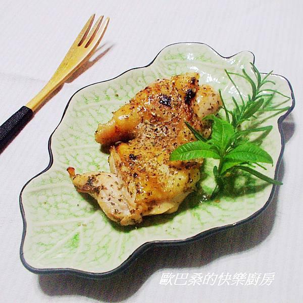 香草雞腿排 (4)