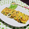 起士海鮮蔬菜煎餅