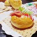 芙蓉豆腐沙拉餐包